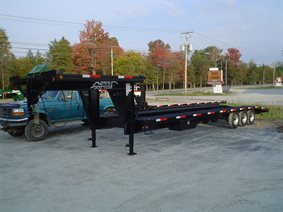 Kerr car hauler trailers